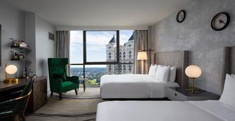 Hotel Midtown Atlanta - Атланта - Спальня
