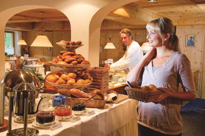 Hotel Post Sport- Und Wellness - Samnaun - Φαγητό