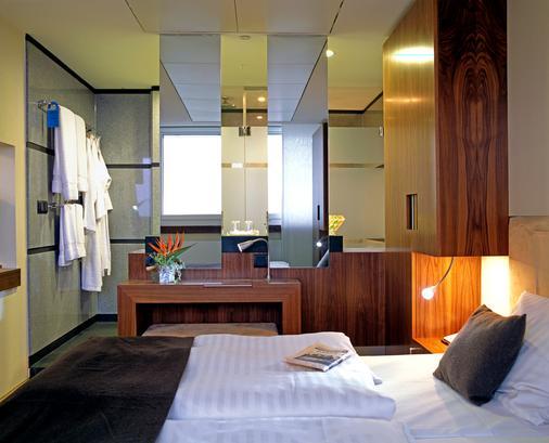 Radisson Blu Hotel, Erfurt - Erfurt - Phòng ngủ