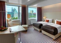 萊比錫麗笙酒店 - 萊比錫 - 萊比錫 - 臥室