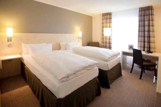 Select Hotel Hamburg Nord - Hamburg - Schlafzimmer