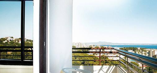 BQ Belvedere Hotel - Mallorca - Parveke
