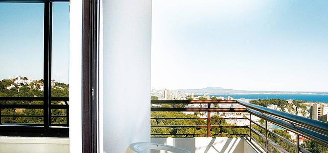 BQ Belvedere Hotel - Palma de Mallorca - Balcony