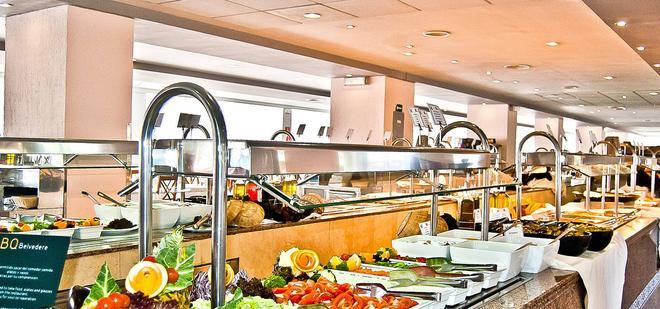 BQ Belvedere Hotel - Palma de Mallorca - Buffet