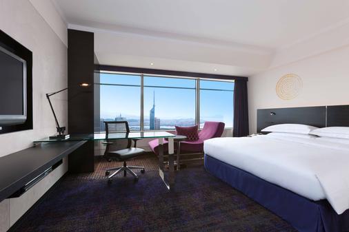Hilton Fukuoka Sea Hawk - Fukuoka - Bedroom