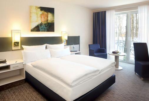 Parkhotel Berghoelzchen - Hildesheim - Bedroom