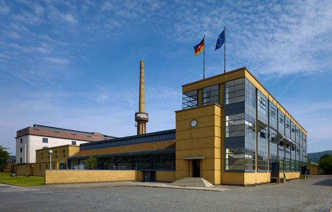 Parkhotel Berghölzchen - Hildesheim - Building
