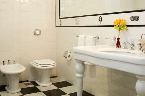 探戈梅奧酒店 - 布宜諾斯艾利斯 - 布宜諾斯艾利斯 - 浴室