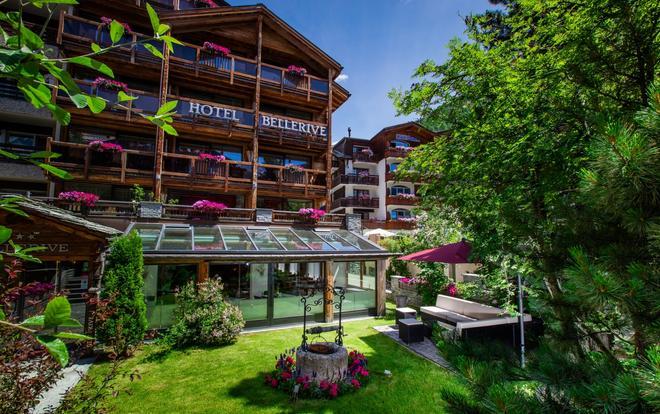 Hotel Bellerive - Zermatt - Toà nhà