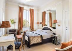 Grand Hotel Des Bains - Riccione - Κρεβατοκάμαρα