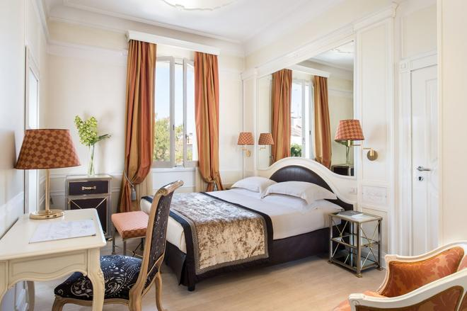 Grand Hotel Des Bains - Riccione - Bedroom