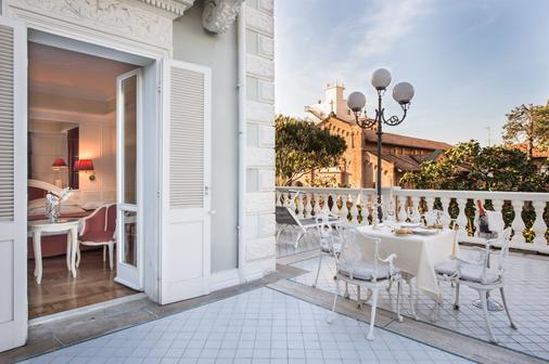 Grand Hotel Des Bains - Riccione - Μπαλκόνι