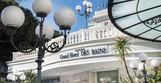 Grand Hotel Des Bains - Riccione - Edificio
