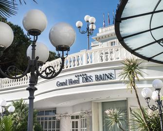 Grand Hotel Des Bains - Річчоне - Building