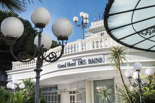 Grand Hotel Des Bains - Riccione - Κτίριο