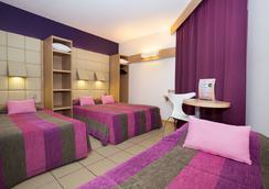 Hotel Espace Cité - Καρκασσόν - Κρεβατοκάμαρα