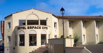 Hotel Espace Cite - Carcasona - Edificio