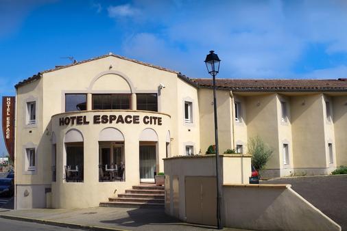 Hotel Espace Cité - Καρκασσόν - Κτίριο