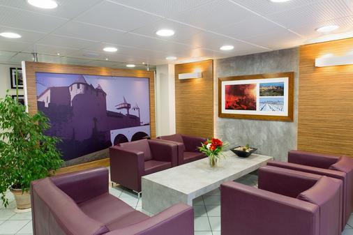 Hotel Espace Cité - Καρκασσόν - Σαλόνι