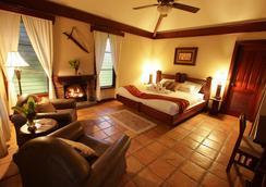 Hidden Valley Inn & Reserve - San Ignacio - Κρεβατοκάμαρα