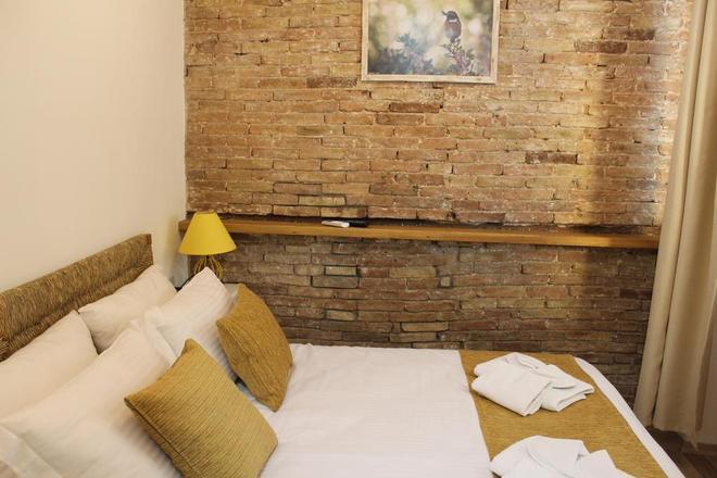 Pedieos Guest House - Nicosia - Bedroom