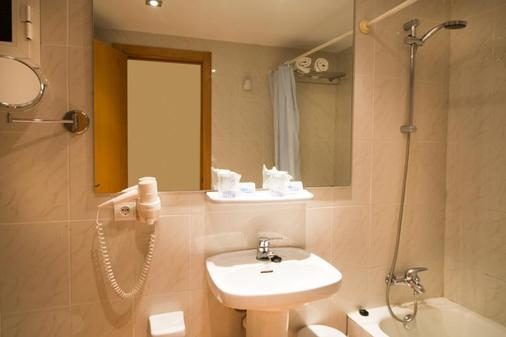 Abelux - Thành phố Palma de Mallorca - Phòng tắm