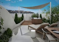 Kedros Villas - Agios Prokopios - Balkon