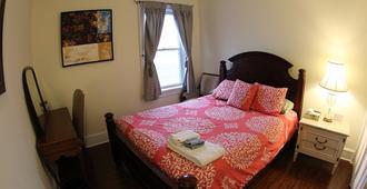 Toronto Garden Inn Bed & Breakfast - Toronto - Schlafzimmer