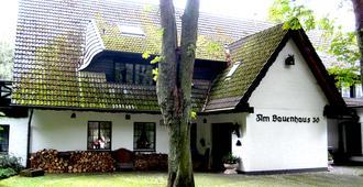 Hotel am Bauenhaus - Düsseldorf - Edificio