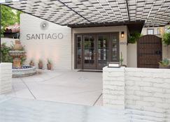 Santiago - A Gay Men's Swimsuit Optional Resort - Palm Springs - Building