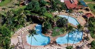 2417 @ Lihue Oceanfront Resort, Kauai Beach Drive, Kauai Hawaii - Лихуэ