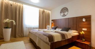 W Hotel - Bratislava - Bedroom