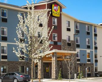 My Place Hotel-Boise/Meridian, Id - Meridian - Building