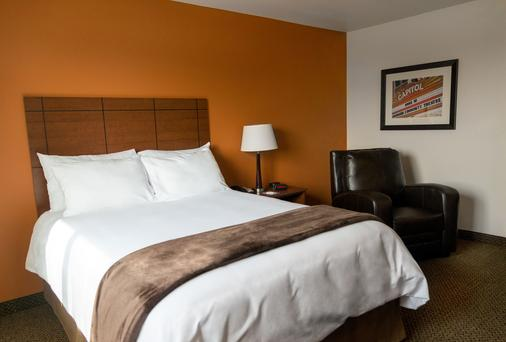 My Place Hotel-Boise/Meridian, Id - Meridian - Bedroom