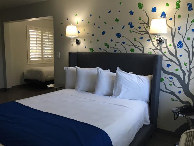 大學套房酒店 - 天普 - 坦佩 - 臥室