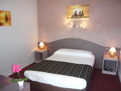 Hotel Port Beach - Gruissan - Bedroom
