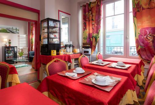 Hotel Montsouris Orleans - Paris - Buffet
