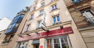 Hotel Montsouris Orleans - París