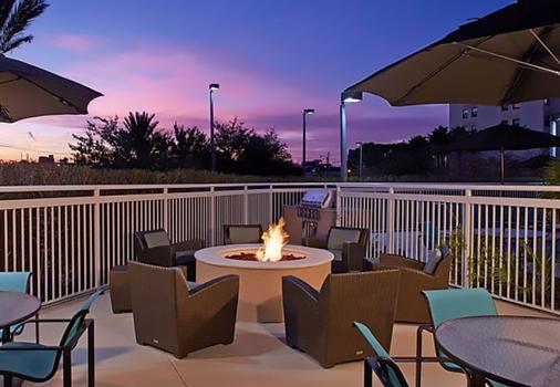 Residence Inn by Marriott Clearwater Downtown - Clearwater - Μπαλκόνι
