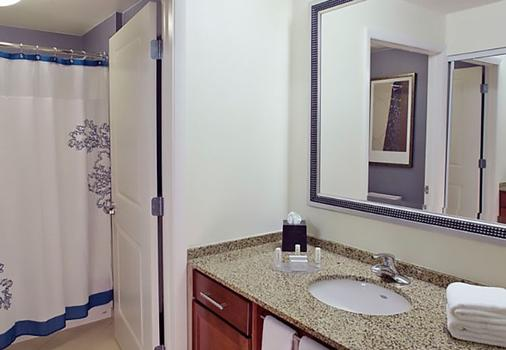 Residence Inn by Marriott Clearwater Downtown - Clearwater - Μπάνιο