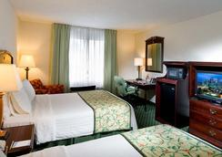 Fairfield Inn & Suites by Marriott Atlanta/Perimeter Center - Atlanta - Habitación