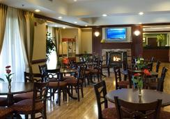 Fairfield Inn & Suites by Marriott Atlanta/Perimeter Center - Atlanta - Restaurante