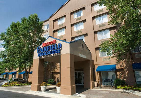 Fairfield Inn & Suites by Marriott Atlanta/Perimeter Center - Atlanta - Edificio