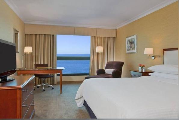 蒙得維的亞喜來登酒店 - 蒙特維多 - 蒙得維亞(烏拉圭) - 臥室