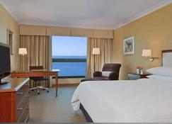 蒙得維的亞喜來登酒店 - 蒙特維多 - 蒙得維的亞 - 臥室