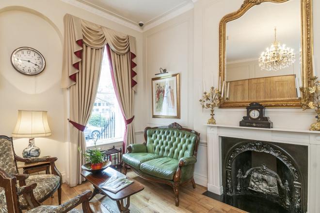 Judd Hotel - London - Living room