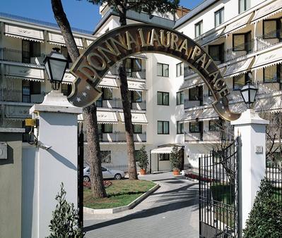 Donna Laura Palace - Ρώμη - Κτίριο