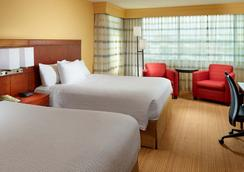 Courtyard by Marriott Atlanta Cumberland/Galleria - Ατλάντα - Κρεβατοκάμαρα