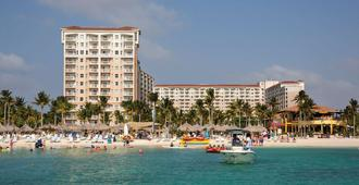 Marriott's Aruba Surf Club, A Marriott Vacation Club Resort - Noord - Edificio