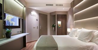 Hotel America Barcelona - Barcelona - Bedroom